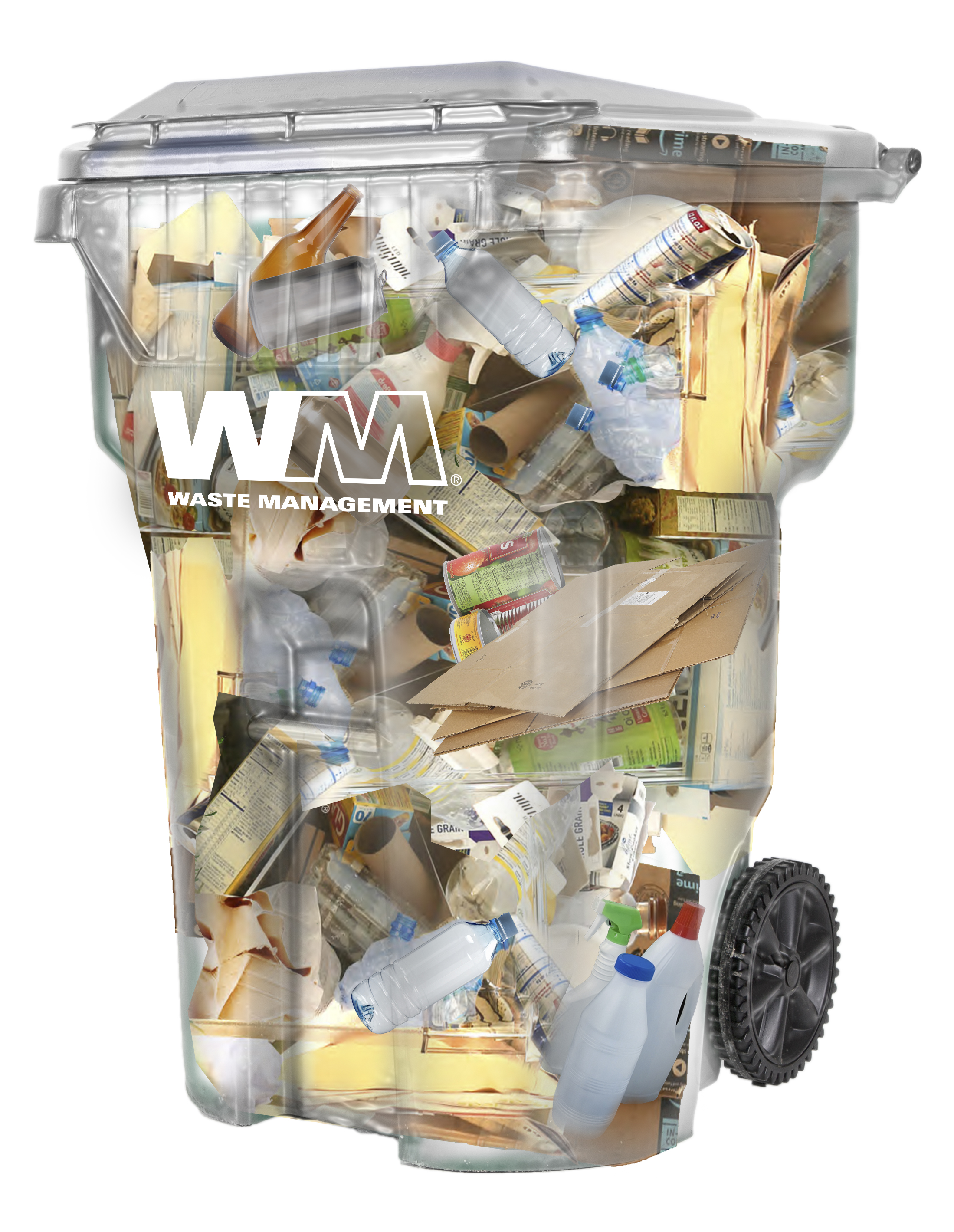 Monterey County California Waste Services Recycling Services